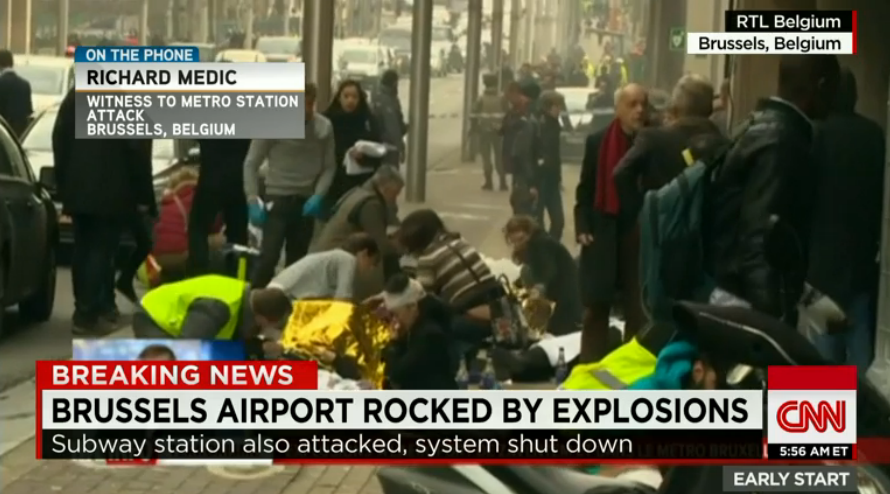 happeningo-richard medic-CNN-brussels attacks